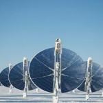 Infinia's Solar Power Dish